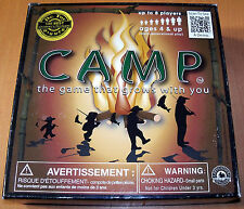 2009 CAMP Nature Board Game - The Game That Grows With You - VGC