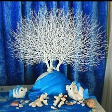 Branch Coral Props Peacock Photography Decor Plants Artificial Home Tree