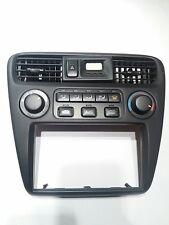 2000 Honda Accord LX A/C. Heat Climate Control assembly w/Clock & Bezel