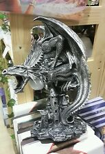 LAMPADA DRAGON DRAGONS DRAGO DRAKEN GOTICO GOTHIC NO LES ALPES