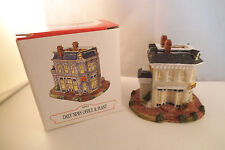 Liberty Falls Americana Collection Figure Daily News Office & Plant