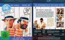 Blu-Ray DOUBLE TROUBLE (1984) Terence Hill Bud Spencer Enzo Barboni Region B/2