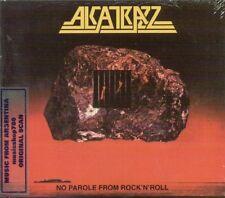 ALCATRAZZ NO PAROLE FROM ROCK'N'ROLL + 10 BONUS TRACKS SEALED CD NEW 2014