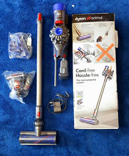 Dyson V8 Animal Cordless Vacuum Cleaner + NEW SPAIR FILTERS
