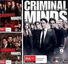Criminal Minds Season 7+8+9 : NEW DVD