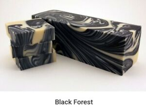 Handmade Soap *Black Forest* Homemade Soap *Valor Unity*