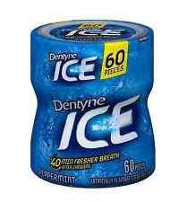 Dentyne Ice Sugar-Free Gum, Peppermint, 4 pack (60ct per pack) 1 ea