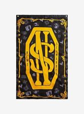 """Fantastic Beasts and Where to Find Them Newt Scamander Crest 30 x 50"""" Banner New"""