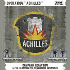 "DUST: Tactics - Operation ""Achilles"" Campaign Expansion (Gale Force 9) #NEW"