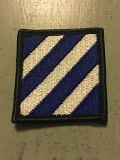 U.S. ARMY 3RD INFANTRY DIVISION  PATCH-(M/P 1439)