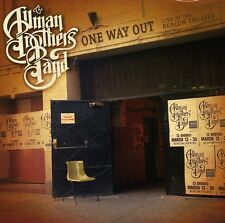 The Allman Brothers Band - One Way Out [New CD]