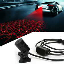 Universal Car / Bike Red LED DRL Laser Fog Light For Reverse / Brake / Regular