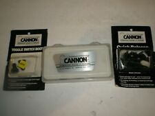 Cannon Downrigger Terminator Kit & Quick Release Clip