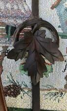 Antique German Black Forest Large Cuckoo Clock Pendulum
