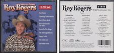 Roy Rogers Sons Of The Pioneers 36 All Time Greatest Hits 1998 3CD Anthology