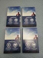 Truvision Sample Pack 120 Dietary Supplement Capsules TruCONTROL truFIX Lot of 4