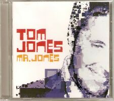 Tom Jones - Mr. Jones (CD 2002) Excellent Condition