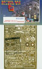 Part S72-251 1/72 SPAD VII C.1 (MAC)