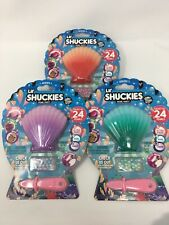 Lot of 3 New Lil Shuckies Pearl Party Series 1 Oysters