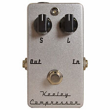 Keeley Guitar Compressor & Sustainer Pedals