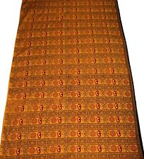5 YARDS cotton indian Fabric DRESS MATERIAL boho tela tissu retro ethnic Stoff