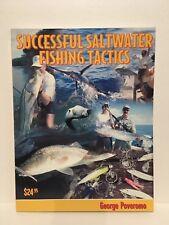 Successful Saltwater Fishing Tactics      George Poveromo