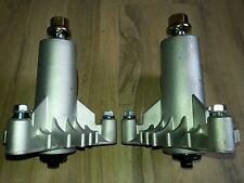 2 Deck Blade Spindles Fits AYP SEARS HUSQVARNA 532130794 130794 128285 137641