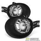 2002-2008 Dodge Ram 1500 03-09 2500 3500 Glass Fog Lights Driving Lamps Bulbs