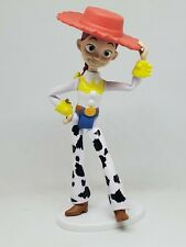 "Toy Story Jessie 4.5"" Action Figure Doll 2012 Disney Pixar Mattel Cowgirl"