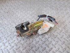 90 NISSAN 300ZX RIGHT PASSENGER FRONT DOOR LATCH LOCK ACTUATOR 3.0L 6CYL