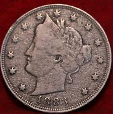 1883 Philadelphia Mint Liberty Nickel