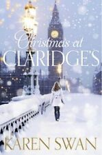 CHRISTMAS AT CLARIDGE'S ~ Karen Swan; In London on commission for grandest hotel