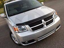11-18 Dodge Chrysler Minivans New Front Air Deflector No Logo Mopar Smoke