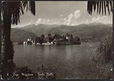 AD4344  Lago Maggiore (VB) - Isola Bella - Cartolina postale - Postcard