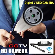 HD Screw Spy Hidden Video micro Pinhole Wireless Camera DVR Recorder Cam New