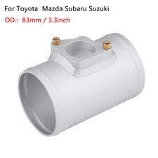 83mm MAF Air Flow Sensor Mount Air Intake Meter For Toyota Mazda Subaru Suzuki Z
