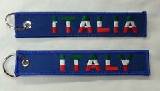 PORTACHIAVI ITALIA NAZIONALE ITALIANA ITALY IDEA REGALO PORTACHIAVE PORTA CHIAVI