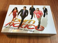 Burn Notice The Complete Series Seasons 1 2 3 4 5 6 7 DVD 29-Disc free shipping
