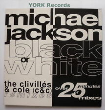 "Michael Jackson 45RPM Speed R&B & Soul 12"" Singles"