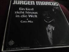 Jurgen Marcus:Ein Lied Zieht Hinaus In Die Welt 7 inch single Eurovision Germany