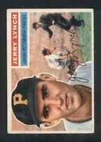 1956 Topps #97 Jerry Lynch EX/EX+ Pirates 83766