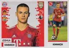 Panini Sticker Fifa 365 2019 Nr. 164 Joshua Kimmich FC Bayern München NEU Bild