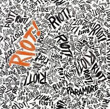 Riot! by Paramore (CD, Jun-2007, Fueled by Ramen Records)