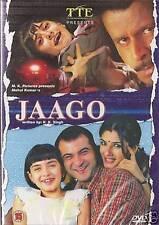 JAAGO - Sanjay Kapoor, Raveena Tandon, Manoj Bajpai - NUEVO BOLLYWOOD DVD
