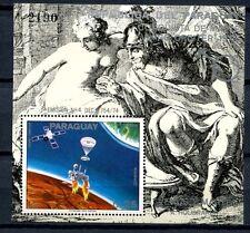 Paraguay 1976 Raumfahrt Space Viking Weltraum Espace Block 281 Postfrisch MNH