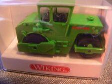 1/87 Wiking RULLO stradale WIMO costruzione VERDE 650 01 B