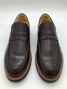 "Samuel Hubbard Men's ""Ivy Legend"" Slip-On Dress Shoe Cordovan (Brown) Color Wide"