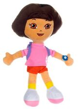 "NEW OFFICIAL 10"" DORA THE EXPLORER PLUSH SOFT TOY"