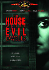 The House Where Evil Dwells (DVD, 2005)-Horror