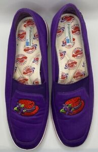 Grasshoppers By Keds Red Hat Society Shoes, Color Purple, Size 9